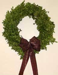 --Boxwood Wreath 20