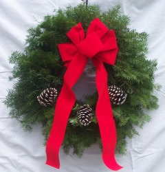 --Balsam Wreath 26