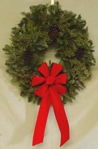 --Fraser Fir- Incense Cedar-Blue Berried Juniper 36
