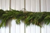 Incense Cedar Garland 40'